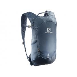 Mochila trekking Salomon Trailblazer 10L azul noche