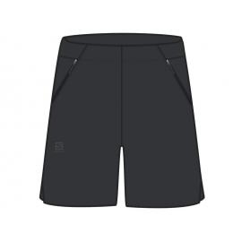 Pantalón outdoor Salomon Wayfarer Pull On negro mujer
