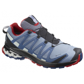 Zapatillas trailrunning Salomon Xa Pro 3D v8 GTX azul hombre