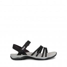Sandalias trekking Teva Elzada Sandal Web en negro de mujer