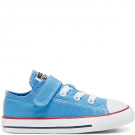 Zapatillas Converse All Star 1v Ox azul claro bebé