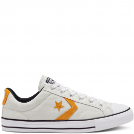 Zapatillas Converse All Star Ox blanco/amarillo hombre
