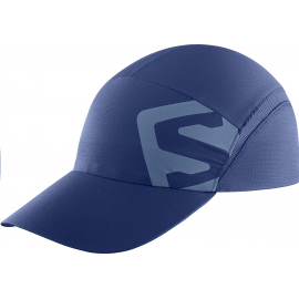 Gorra trail running Salomon Cap Xa azul