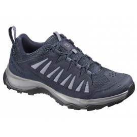 Zapatillas montaña  Salomon Eos Aero azul hombre
