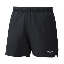 """Pantalón Corto Running Mizuno Core 5.5"""" negro hombre"""