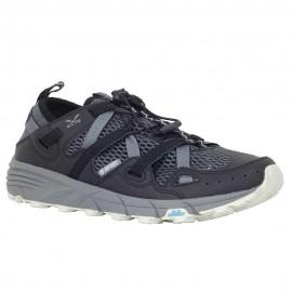 Zapatillas treking Hi-Tec V-Lite Rapid negro/gris hombre