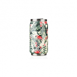Botella Les Artistes Pull Can`t 280ml palmeras