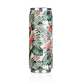 Botella Les Artistes Pull Can`t 500ml palmeras