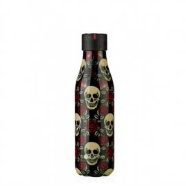 Botella Les Artistes Bottle Up 500ml rosas/calaveras