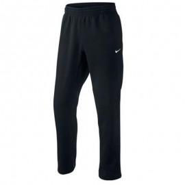 Pantalón largo Nike Club Oh Pant Swoosh black/white