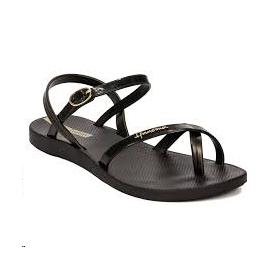 Sandalias Ipanema Fashion Sand VII negro mujer