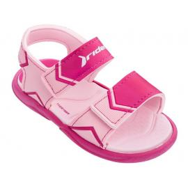 Sandalias Rider Confort Baby rosa bebé