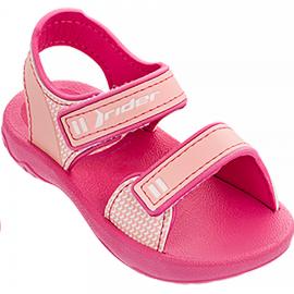 Sandalias Rider Basic Sandal IV rosa bebé