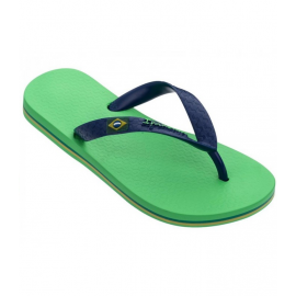 Chanclas Ipanema Clas Brasil II verde/azul niño