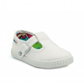 Zapatillas lona Javer 61.02 hevilla blanco