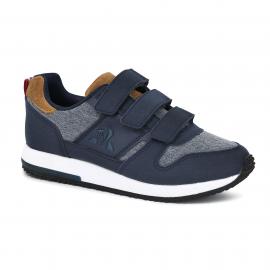 Zapatillas Le Coq Sportif Jazy Classic PS azul niño