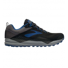 Zapatillas running Brooks Cascadia 14 GTX negro/gris hombre