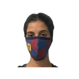 Mascarilla protectora reutilizable Eme Messi unisex
