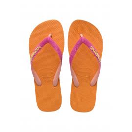 Chanclas Havaianas Top Mix naranja/rosa mujer