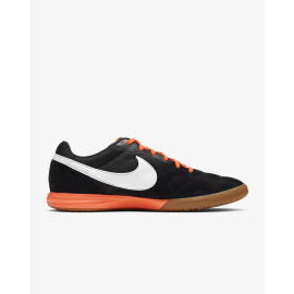 Zapatillas fútbol sala Nike Tiempo Premier II negro hombre