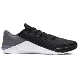 Zapatillas Nike Metcon 5 negro/gris hombre