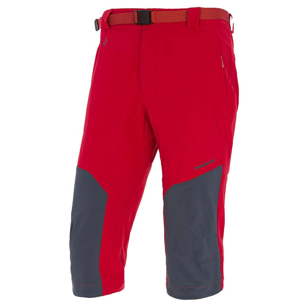Pantalon Trekking Trangoworld Tanzen Vt Rojo Hombre Deportes Moya