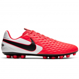 Botas fútbol Nike Tiempo Legend 8 Academy AG rojo hombre