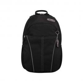 """Mochila Totto Tablet y PC 15.4"""" Cambridge N01 negro"""