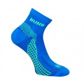 Calcetines Mund New Running azul claro