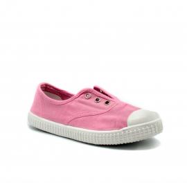Zapatillas lona Javer 68.34 POS rosa niña