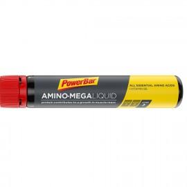 1 Vial Powerbar Amino Mega liquido en ampolla 25 ml