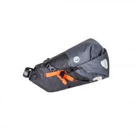 Bolsa para sillin Ortlieb Seat-Pack M 11  litros Slate