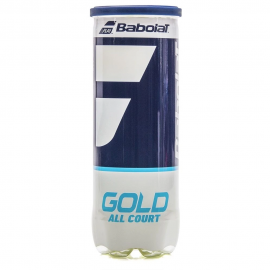 Babolat Gold All court bote x 3