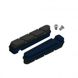 Recambio Jagwire Pro S zapatas carretera para carbono negro