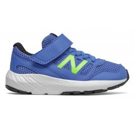 Zapatillas New Balance IT570BE azul/lima bebé