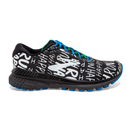 Zapatillas running Brooks Adrenaline GTS 20 negro/letras muj