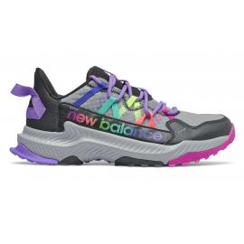 Zapatillas New Balance Shando GESHALM gris/arco iris junior