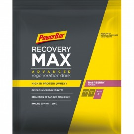 1 Sobre Powerbar Recovery Max Raspberry 88g