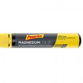 1 Vial Powerbar Magnesio liquido en ampolla 250mg