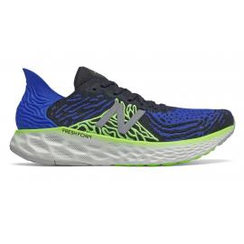 Zapatillas New Balance Fresh Foam 1080v10 azul/verde hombre
