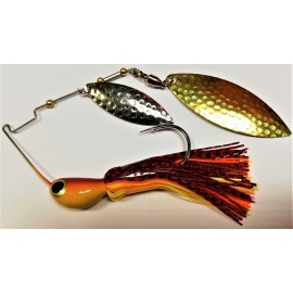 Spinnerbait 4Wind 3/4 oz. c. Special Craw