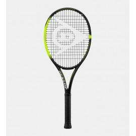 Raqueta tenis Dunlop SX 300 LS negra/amarilla