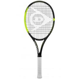 Raqueta tenis Dunlop SX 300 Lite negra/amarilla
