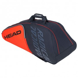 Raquetero Head Radical 9R Supercombi