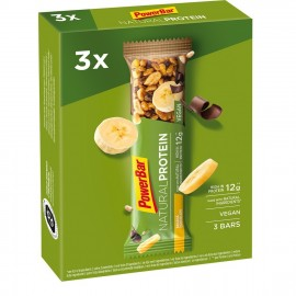 Multipack barrta Power Natural Proteina banana choco