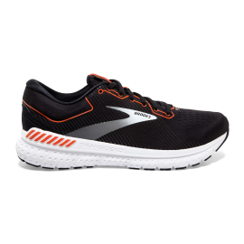Zapatillas running Brooks Transcend 7 negro/gris hombre