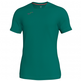 Camiseta runing Joma Salinas verde hombre