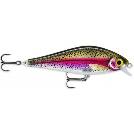 Super Shadow Shad Rap 16cm. - RTL