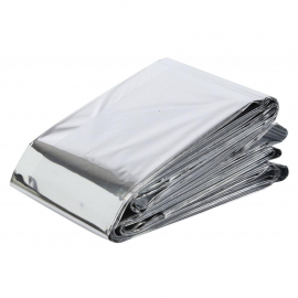 Manta térmica Regatta Emergency Blanket gris
