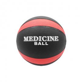 Balón medicinal Softee New 4kg negro/rojo